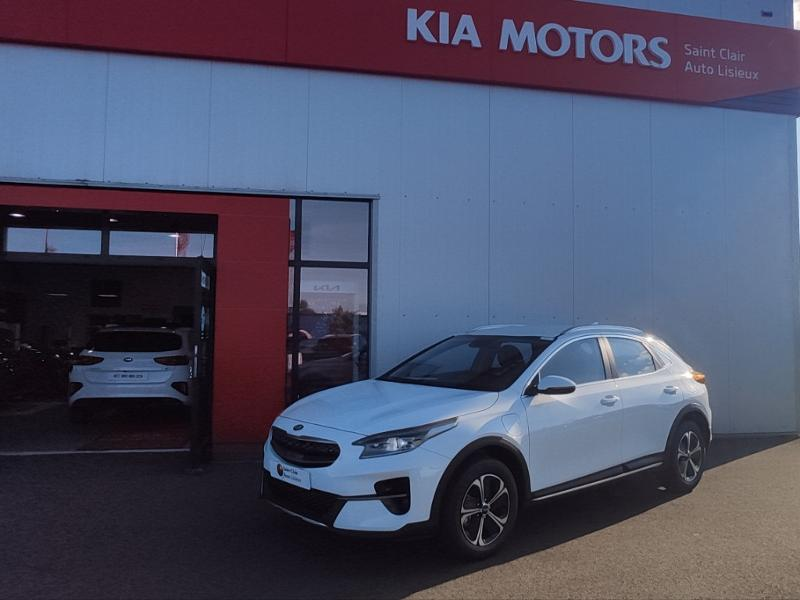 KIA XCeed 1.6 GDi 105ch + Plug-In 60.5ch Active DCT6