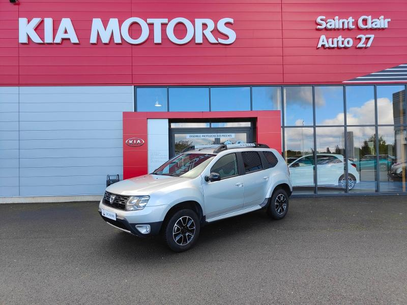DACIA Duster 1.2 TCe 125ch Black Touch 2017 4X2