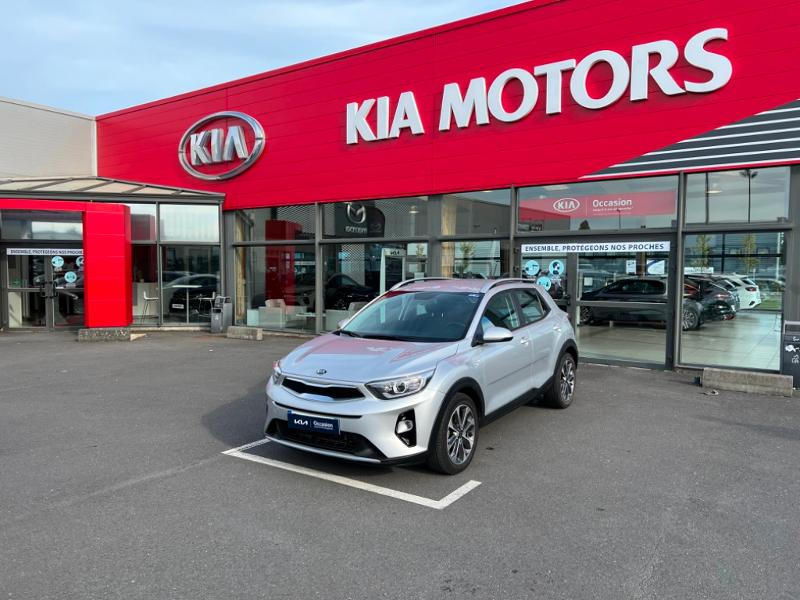 KIA Stonic 1.0 T-GDi 120ch ISG Active DCT7 Euro6d-T